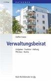 Verwaltungsbeirat (eBook, ePUB)