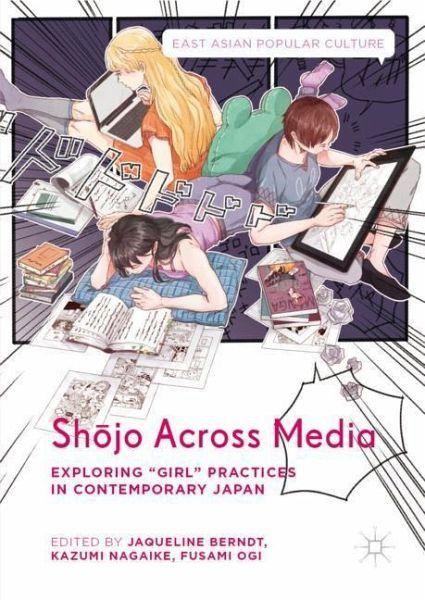 foto de Shojo Across Media - Fachbuch - bücher.de