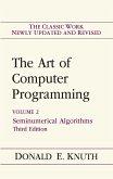 Art of Computer Programming, Volume 2 (eBook, PDF)