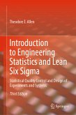 Introduction to Engineering Statistics and Lean Six Sigma