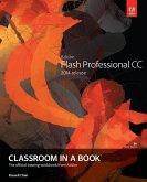 Adobe Flash Professional CC Classroom in a Book (2014 release) (eBook, PDF)