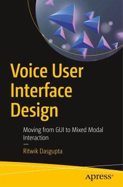 Voice User Interface Design - Dasgupta, Ritwik