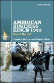 American Business Since 1920 (eBook, PDF)
