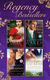 The Regency Bestsellers Collection: The Governess Game / Mistress at Midnight / Scars of Betrayal / Rake Most Likely to Rebel / Rake Most Likely to Thrill / The Designs of Lord Randolph Cavanaugh (Mills & Boon e-Book Collections) (eBook, ePUB)