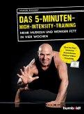 Das 5-Minuten-High-Intensity-Training (eBook, PDF)