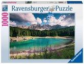 Ravensburger 19832 - Dolomitenjuwel, Puzzle, 1000 Teile