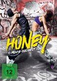 Honey 1 - 4 DVD-Box