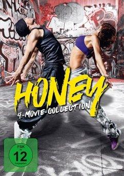 Honey 1 - 4 DVD-Box - Keine Informationen