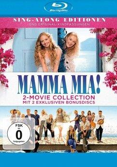 Mamma Mia! 2-Movie Collection (2 Discs) - Meryl Streep,Lily James,Amanda Seyfried