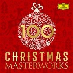 100 Christmas Masterworks - Pinnock/Rostropowitsch/Terfel/+