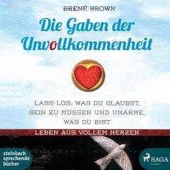 Die Gaben der Unvollkommenheit, 1 MP3-CD - Brown, Brené