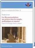 Les Recommandations aux prêtres dans les temples ptolémaïques et romains