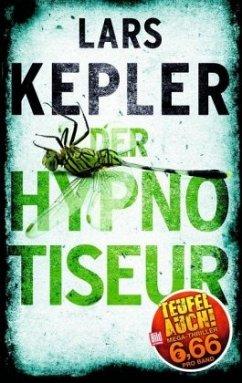 Der Hypnotiseur - Kepler, Lars