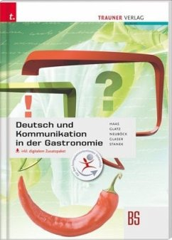 Deutsch und Kommunikation in der Gastronomie in...