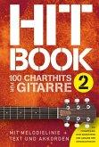 Hitbook - 100 Chart Hits für Gitarre
