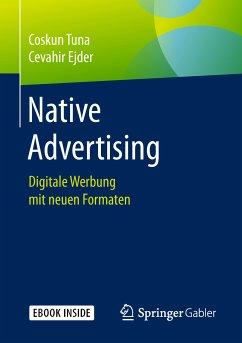 Native Advertising (eBook, PDF) - Tuna, Coskun; Ejder, Cevahir