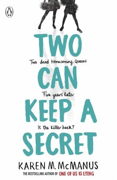 Two Can Keep a Secret - McManus, Karen M.