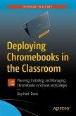 Deploying Chromebooks in the Classroom (eBook, PDF)