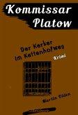 Kommissar Platow, Band 14: Der Kerker im Kettenhofweg (eBook, ePUB)