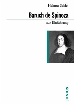Baruch de Spinoza zur Einführung (eBook, ePUB) - Seidel, Helmut