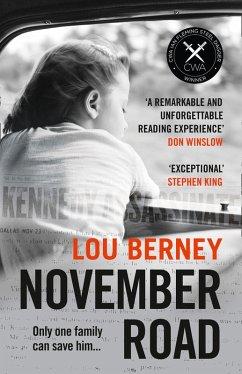 November Road (eBook, ePUB) - Berney, Lou