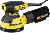 DeWalt DWE6423-QS 280 W, 230V 125 mm Exzenterschleifer