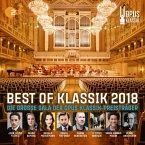 Best Of Klassik 2018-Gala Opus Klassik-Preisträger