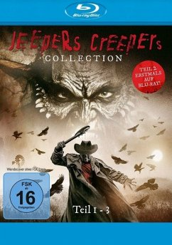 Jeepers Creepers Collection - Teil 1-3 BLU-RAY Box