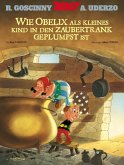 Wie Obelix als kleines Kind in den Zaubertrank geplumpst ist (eBook, ePUB)