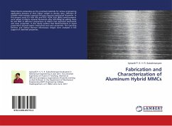 Fabrication and Characterization of Aluminum Hybrid MMCs - P. S. V. R. Subrahmanyam, Ayinavilli