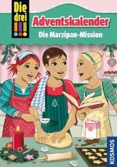 Die drei !!!, Die Marzipan-Mission - Vogel, Maja von