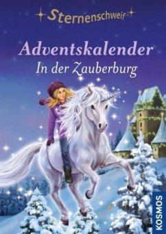 Sternenschweif Adventskalender. In der Zauberburg