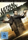Lethal Weapon - Staffel 2 DVD-Box