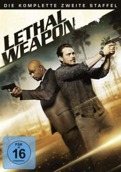 Lethal Weapon - Staffel 2 DVD-Box