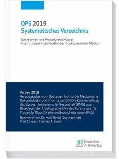 OPS 2019Systematisches Verzeichnis