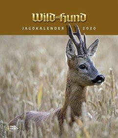Wild und Hund Jagdkalender 2020, Wandkalender
