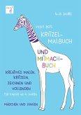 Vicky Bo's Kritzel-Malbuch und Mitmach-Buch