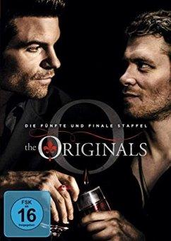 The Originals - Die komplette fünfte und letzte Staffel DVD-Box