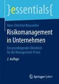 Risikomanagement in Unternehmen (eBook, PDF)