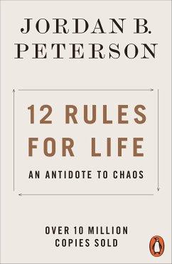 12 Rules for Life - Peterson, Jordan B.