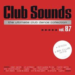 Club Sounds,Vol.87 - Diverse