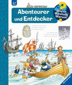 Abenteurer und Entdecker / Wieso? Weshalb? Warum? Bd.70 - Gernhäuser, Susanne