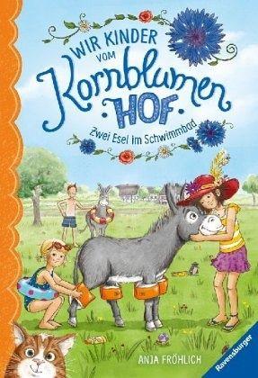 Buch-Reihe Wir Kinder vom Kornblumenhof