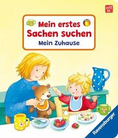 Mein erstes Sachen suchen: Mein Zuhause - Grimm, Sandra
