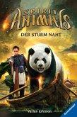 Der Sturm naht / Spirit Animals Bd.10