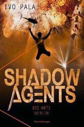 Buch-Reihe Shadow Agents