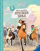 Dreamworks Spirit Wild und Frei: Mein großer Stickerspaß