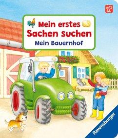 Mein erstes Sachen suchen: Mein Bauernhof - Grimm, Sandra