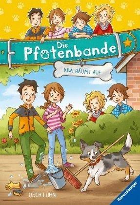 Buch-Reihe Die Pfotenbande