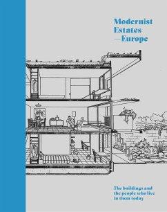 Modernist Estates - Europe - Orazi, Stefi